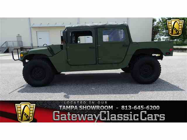 Picture of 1995 Hummer located in Florida Offered by  - NLWX
