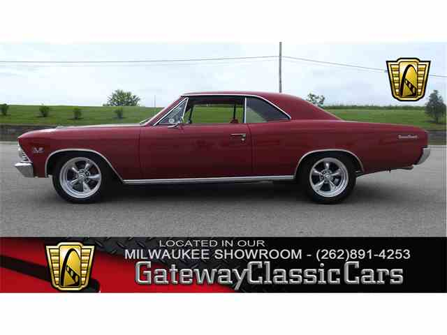 Picture of '66 Chevelle - NLX1