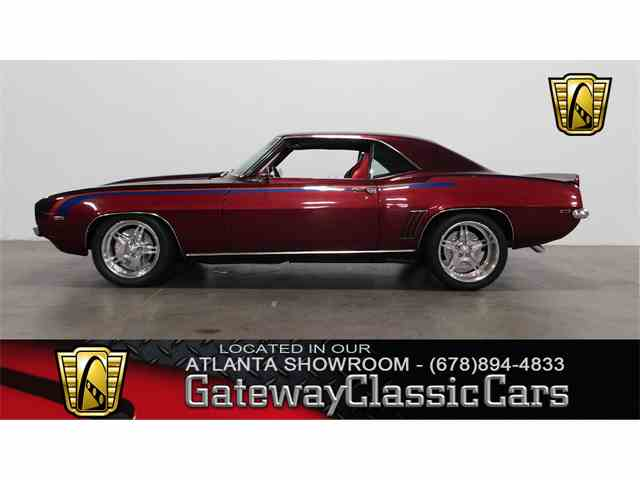 Picture of Classic 1969 Chevrolet Camaro - $62,000.00 Offered by  - NLX4