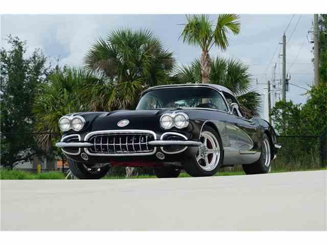 Picture of 1959 Chevrolet Corvette - NLX6