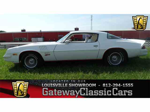 Picture of 1978 Chevrolet Camaro located in Indiana - $18,995.00 - NLXE