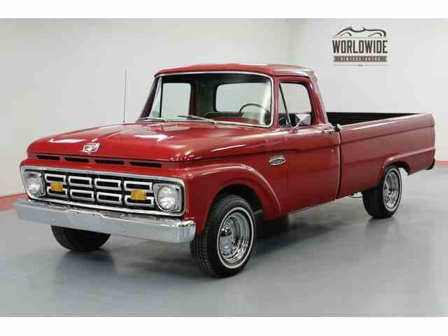 Picture of '65 F100 - NLXW
