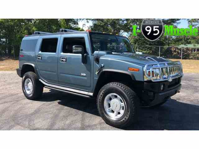 Picture of 2006 Hummer H2 located in Hope Mills North Carolina - $16,995.00 - NLY0