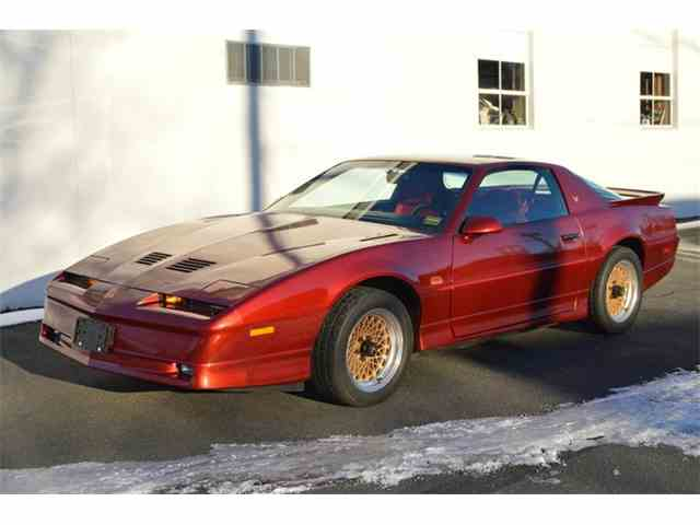 Picture of '87 Firebird Trans Am Auction Vehicle Offered by  - NLYD
