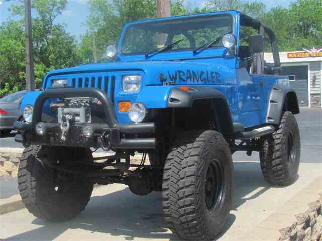 Picture of '92 Wrangler - NLYE