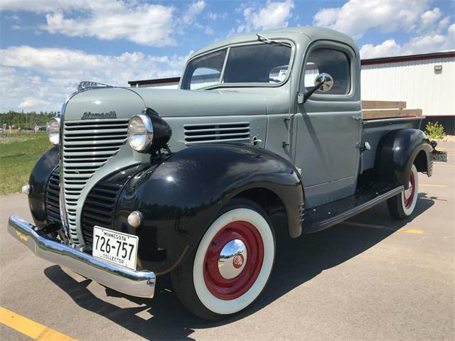 Picture of Classic 1939 Plymouth Model PT - NLYV