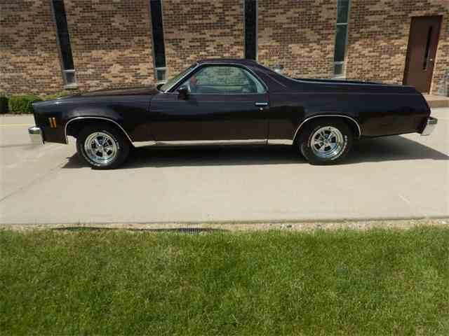 Picture of '77 El Camino located in Iowa - $10,995.00 Offered by  - NKVW