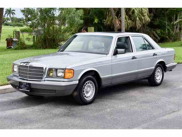 Picture of 1984 Mercedes-Benz 300SD located in Florida - NLYW