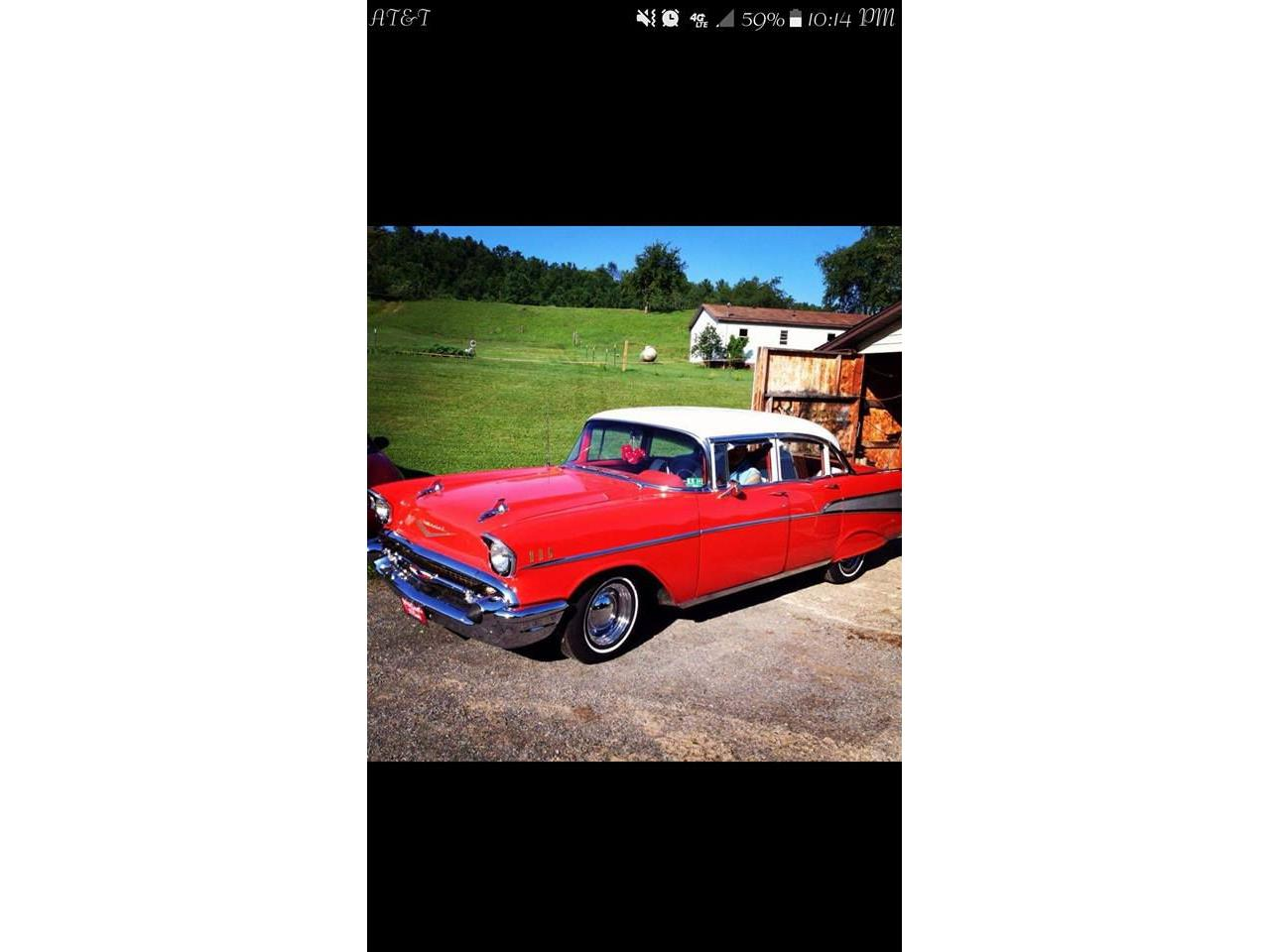 Large Picture of '57 Bel Air - NLYX