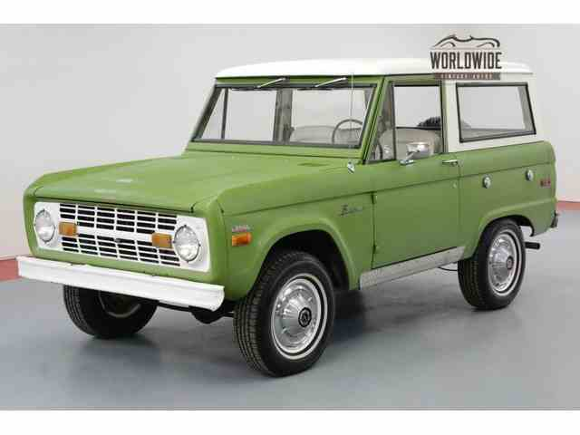 Picture of Classic '73 Ford Bronco located in Colorado - $22,900.00 - NLZM