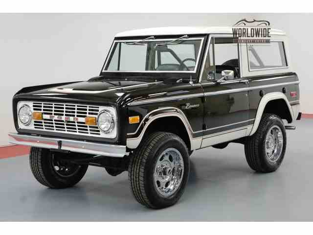 Picture of '74 Bronco - NLZO