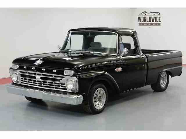 Picture of '66 F100 - NLZQ