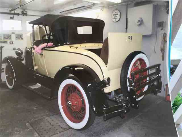 Picture of Classic 1929 Ford Model A located in Hamilton Ontario - $18,500.00 - NM03