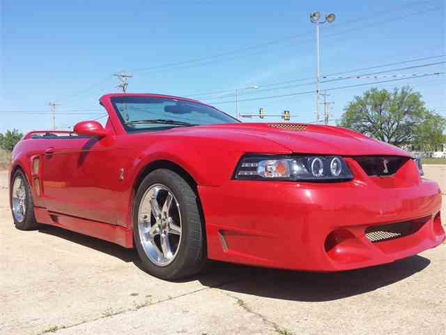 Picture of 1999 Ford Mustang Cobra located in Oklahoma - $8,995.00 - NM06