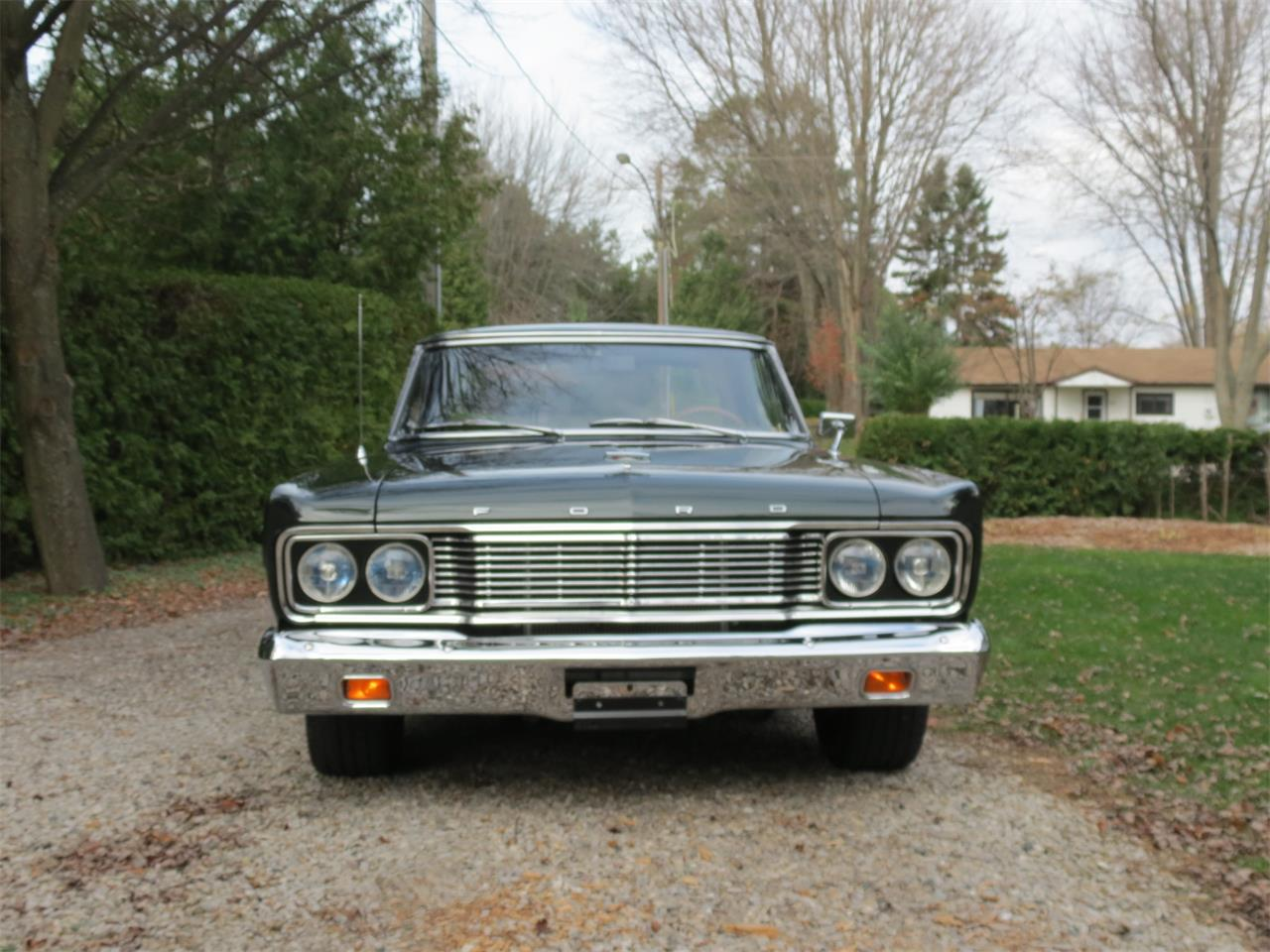 Large Picture of '65 Fairlane - NM0B