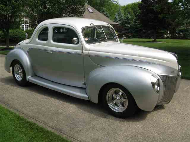 Picture of '39 Deluxe located in Shaker Heights Ohio - $29,900.00 - NM0K