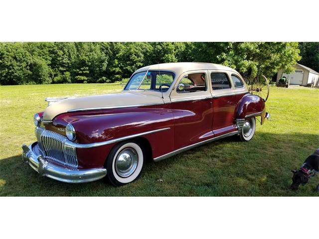 Picture of Classic 1947 DeSoto Custom SD - $11,900.00 Offered by  - NM0M