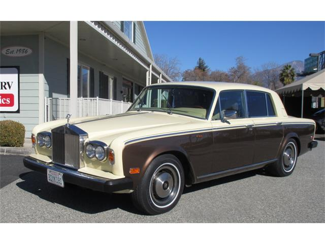 Picture of '78 Silver Cloud II - NM0Q