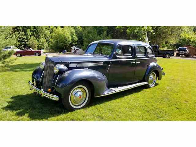 Picture of '38 Packard Sedan located in Ellington Connecticut Offered by  - NM0S