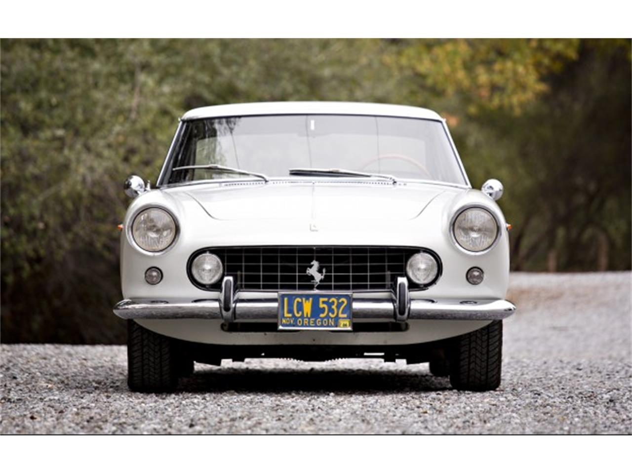Large Picture of '61 250GTE  - NM0Z
