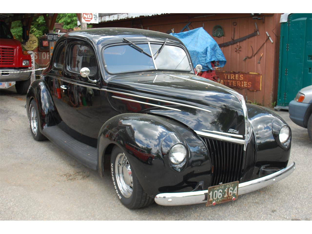 Large Picture of '39 Coupe - NM17