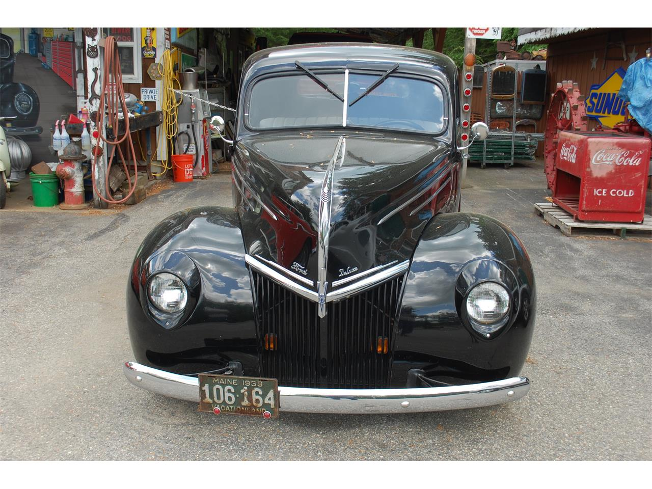 Large Picture of 1939 Ford Coupe located in Arundel Maine - $32,500.00 Offered by Champion Auto Sales - NM17