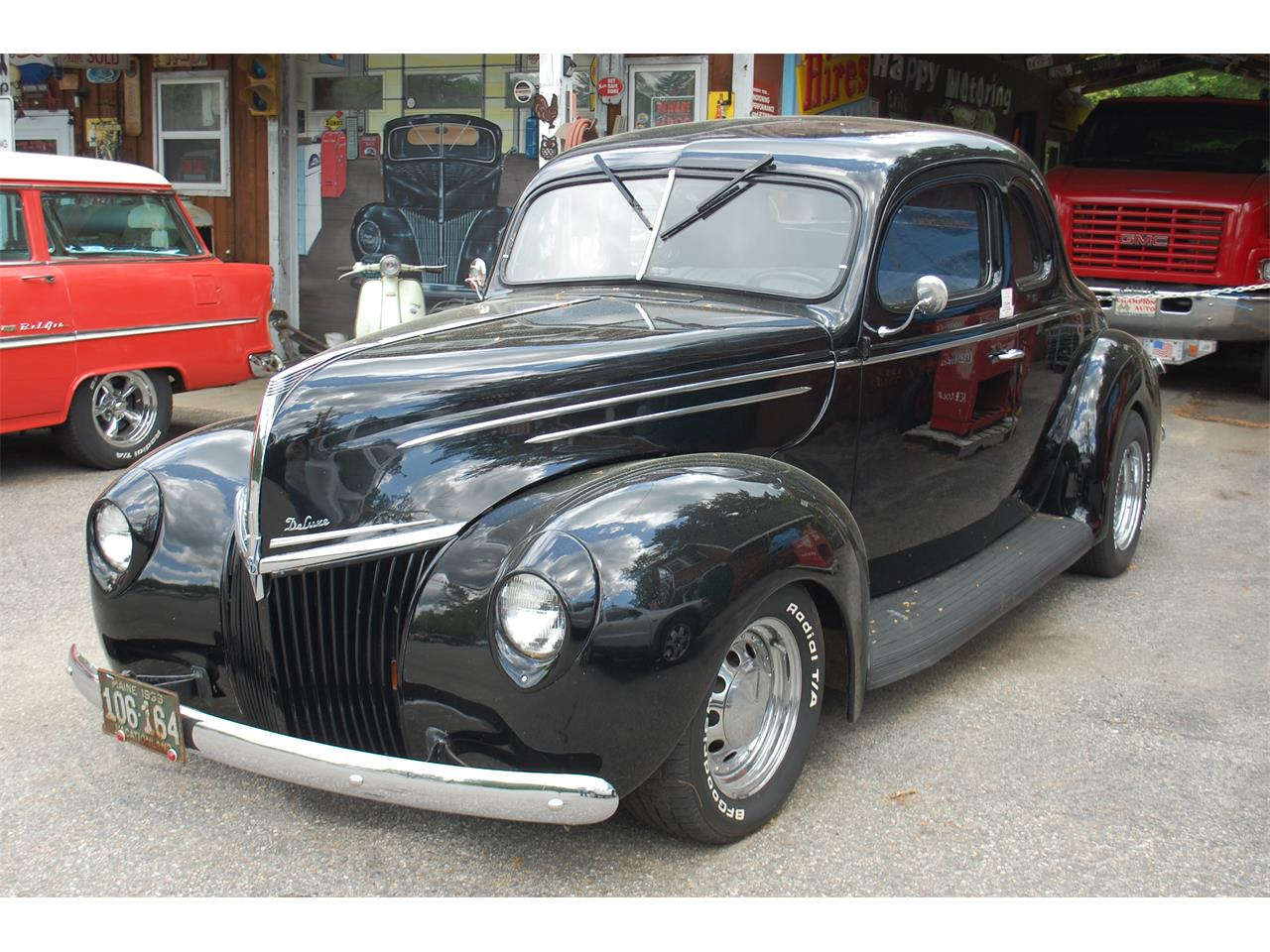 Large Picture of '39 Ford Coupe - NM17