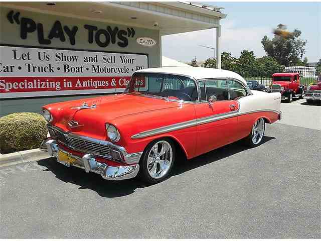 Picture of '56 Bel Air - NM18