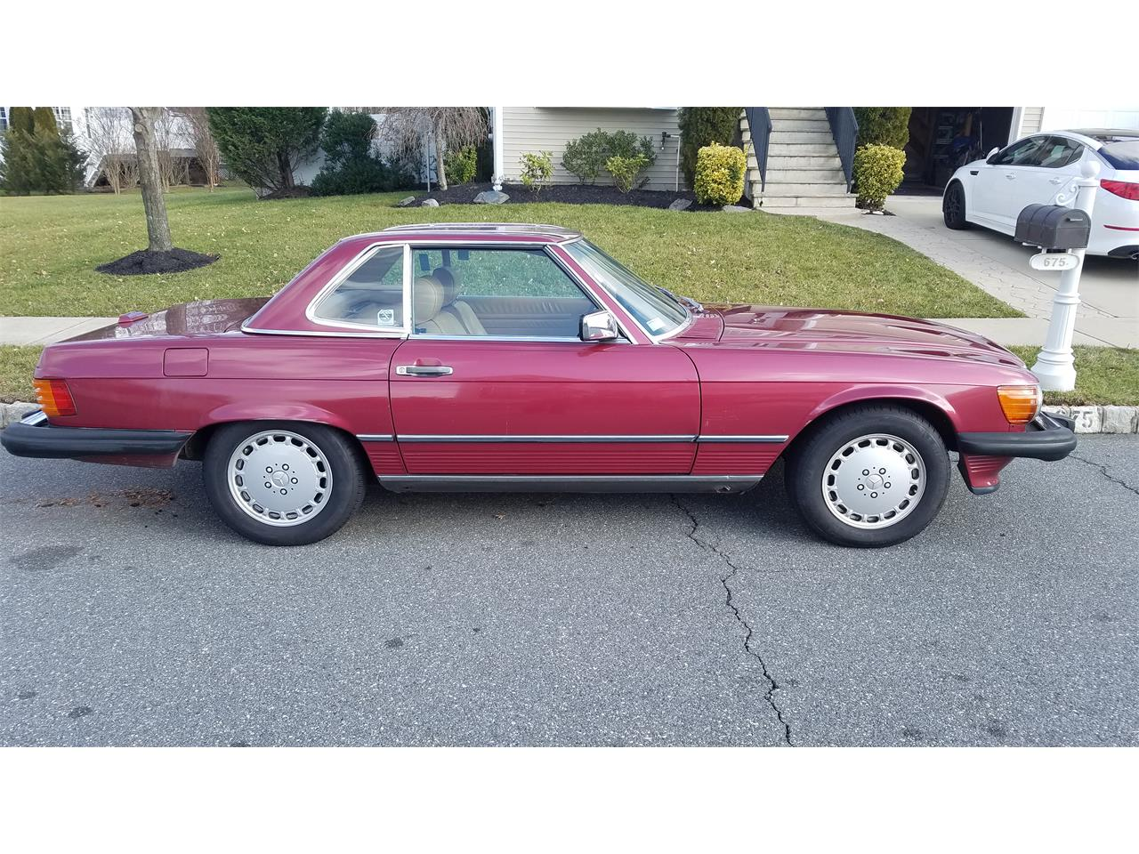 Large Picture of 1989 560SL - $10,100.00 Offered by a Private Seller - NM1B