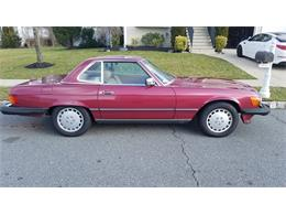 Picture of 1989 Mercedes-Benz 560SL located in West Deptford  New Jersey - $10,100.00 - NM1B