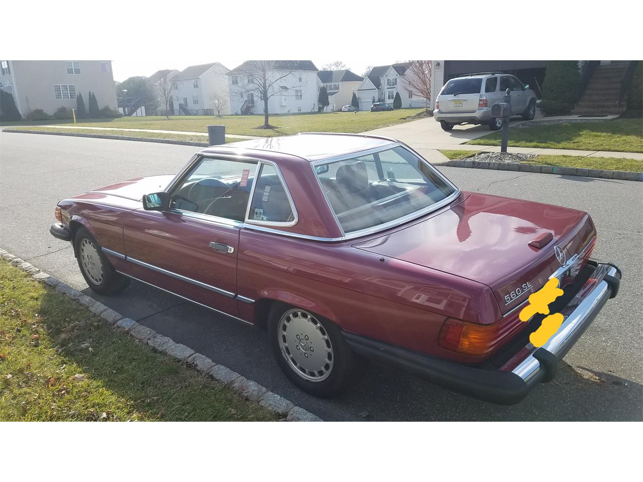 Large Picture of 1989 Mercedes-Benz 560SL located in New Jersey - NM1B