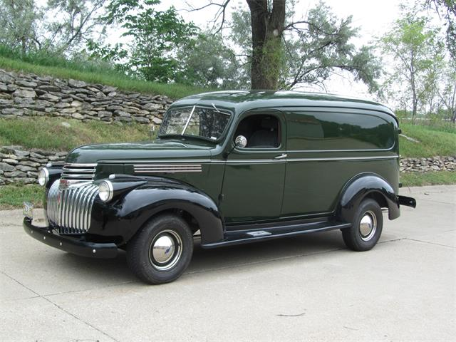 Picture of '46 Panel Truck - NM1Q
