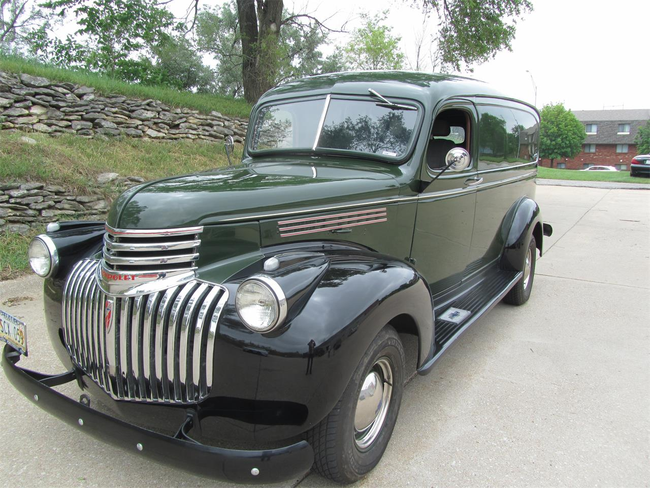 Chevy Dealers Omaha >> 1946 Chevrolet Panel Truck for Sale | ClassicCars.com | CC ...