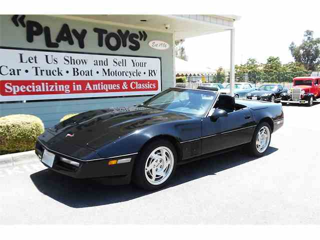 Picture of '90 Corvette - NM21
