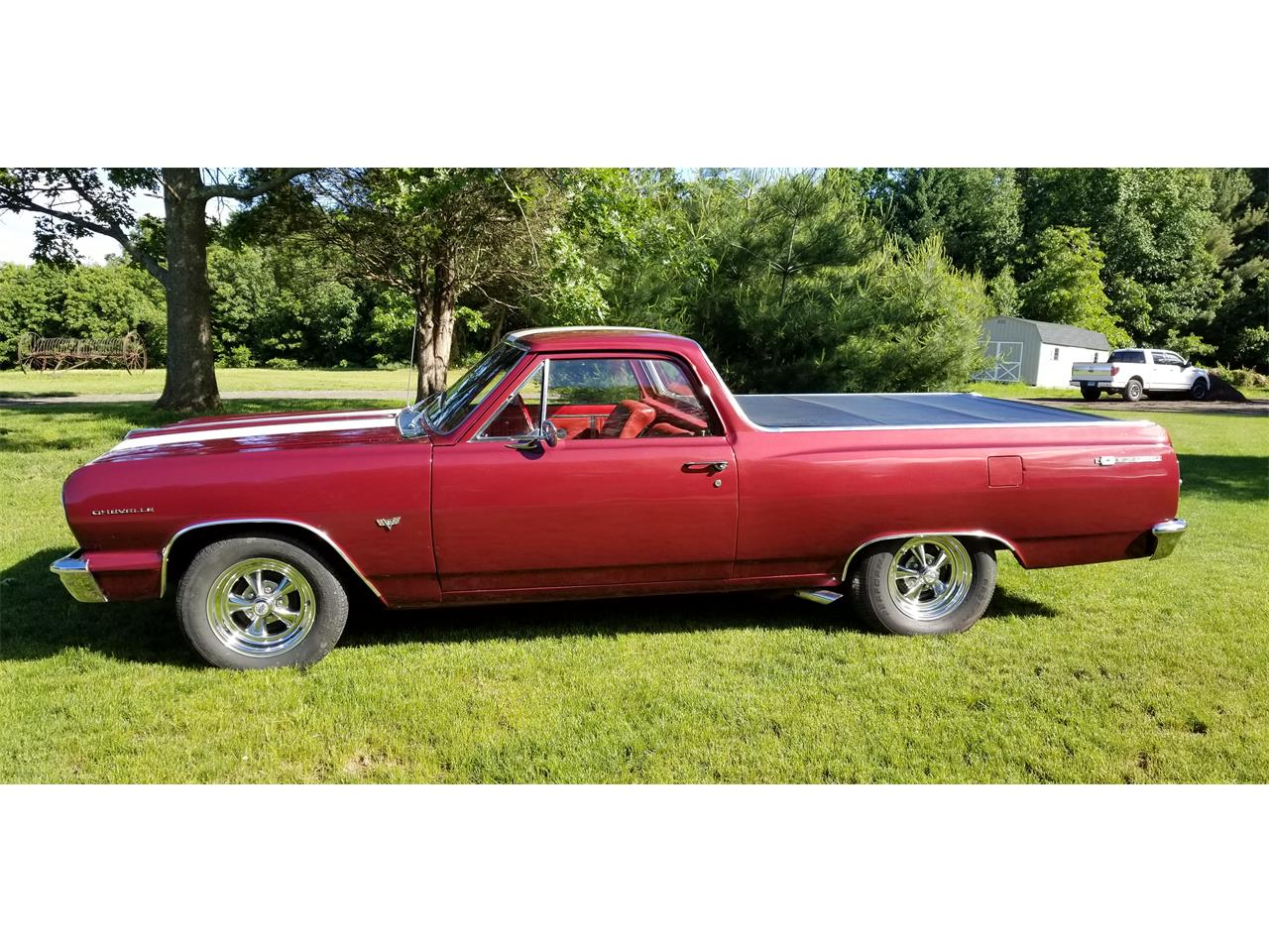 Large Picture of '64 El Camino SS - NM26