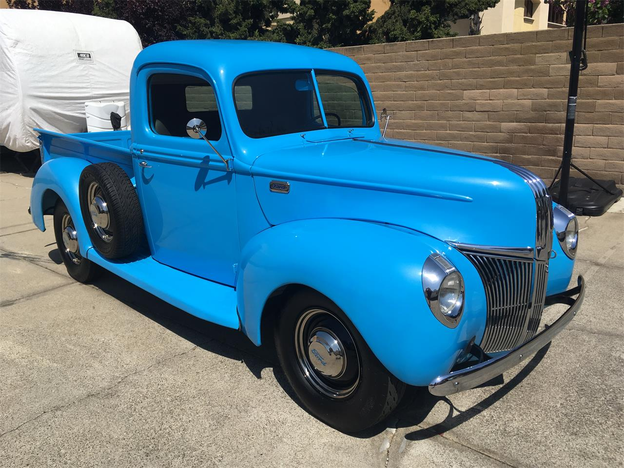 For Sale: 1941 Ford Pickup in Santa Maria, California