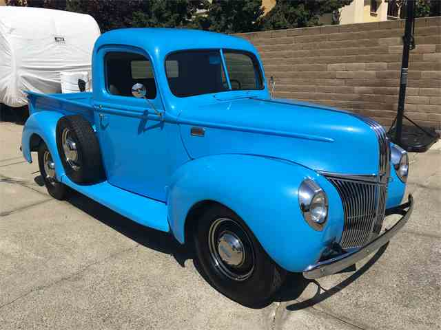 Picture of Classic '41 Pickup located in California - NM28
