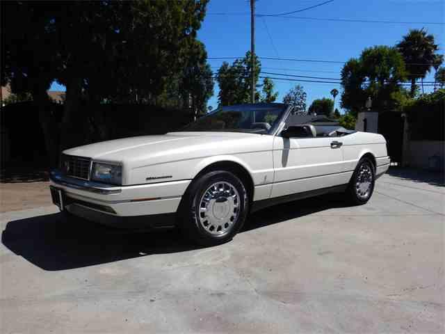 Picture of 1993 Cadillac Allante - $13,900.00 - NM2C