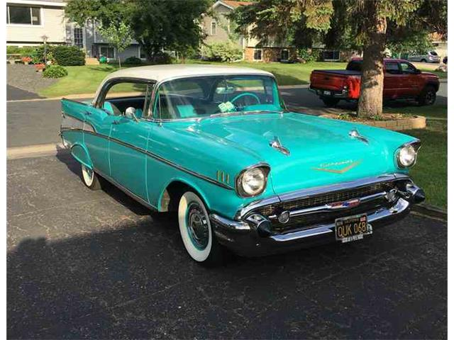 Picture of Classic '57 Chevrolet Bel Air - $33,500.00 Offered by a Private Seller - NM2F