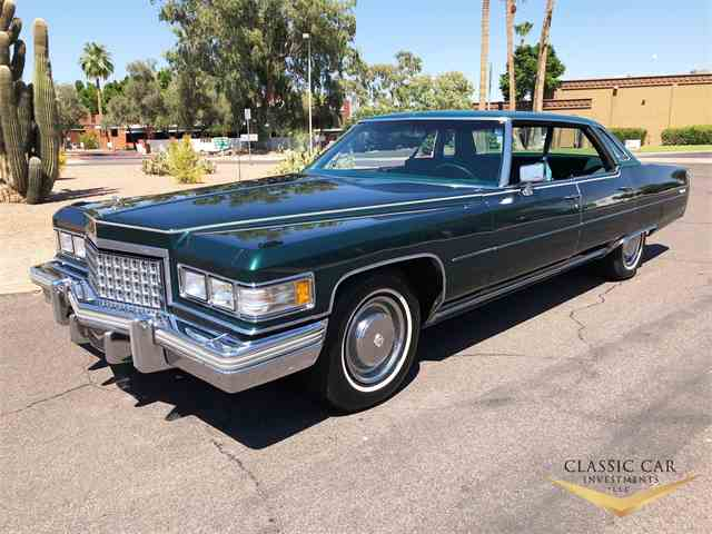 Picture of '76 Sedan DeVille - NM31