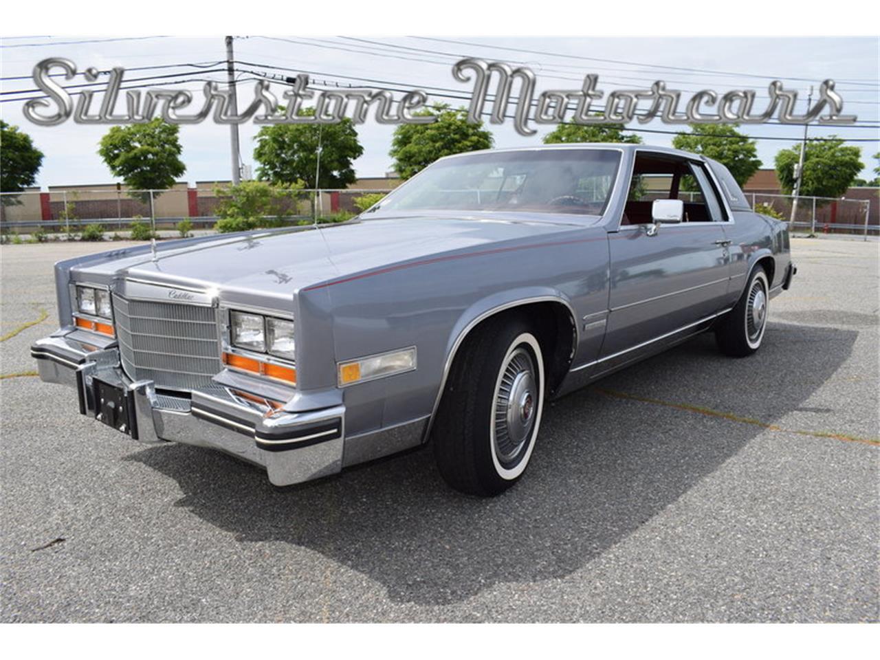 1982 Cadillac Eldorado For Sale Classiccars Com Cc 1101719