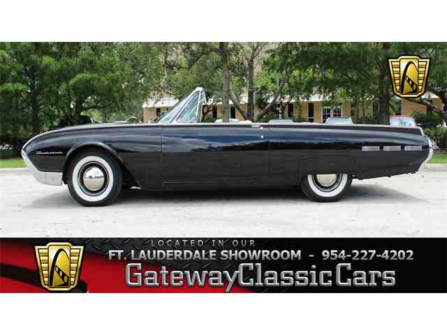 Picture of '62 Ford Thunderbird located in Coral Springs Florida - $35,995.00 Offered by  - NM3D
