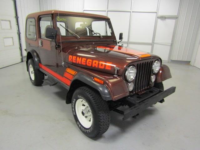 Picture of '84 CJ7 - NM3J