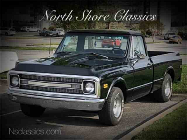 Picture of '68 Chevrolet Pickup located in Illinois Offered by  - NM3L