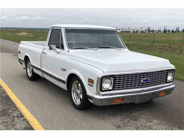 Picture of 1972 Chevrolet C10 Auction Vehicle - NM3S
