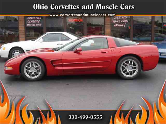 Picture of '98 Corvette - NM3U