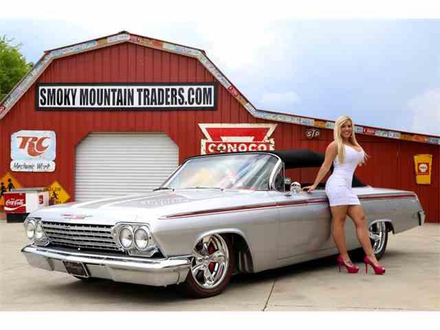Picture of Classic '62 Impala - $279,995.00 - NM47