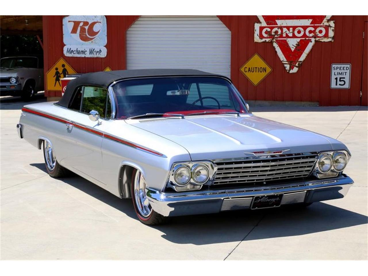 Large Picture of '62 Impala - NM47