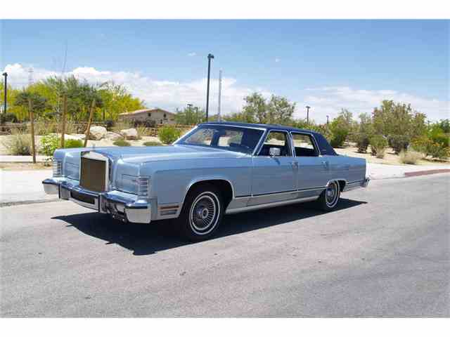 Picture of '79 Continental - NM4C