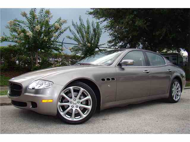 Picture of '07 Quattroporte Auction Vehicle Offered by  - NM4S
